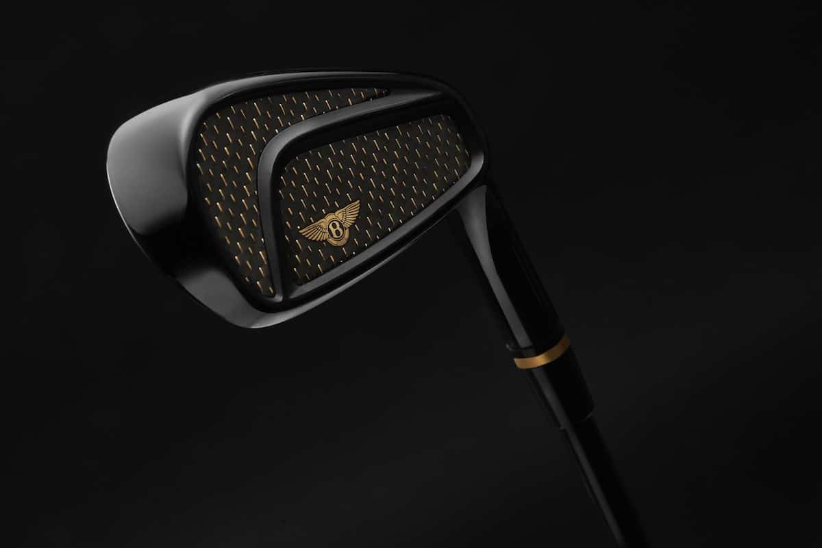 The Centenary Set of Golf Clubs from Bentley Motors