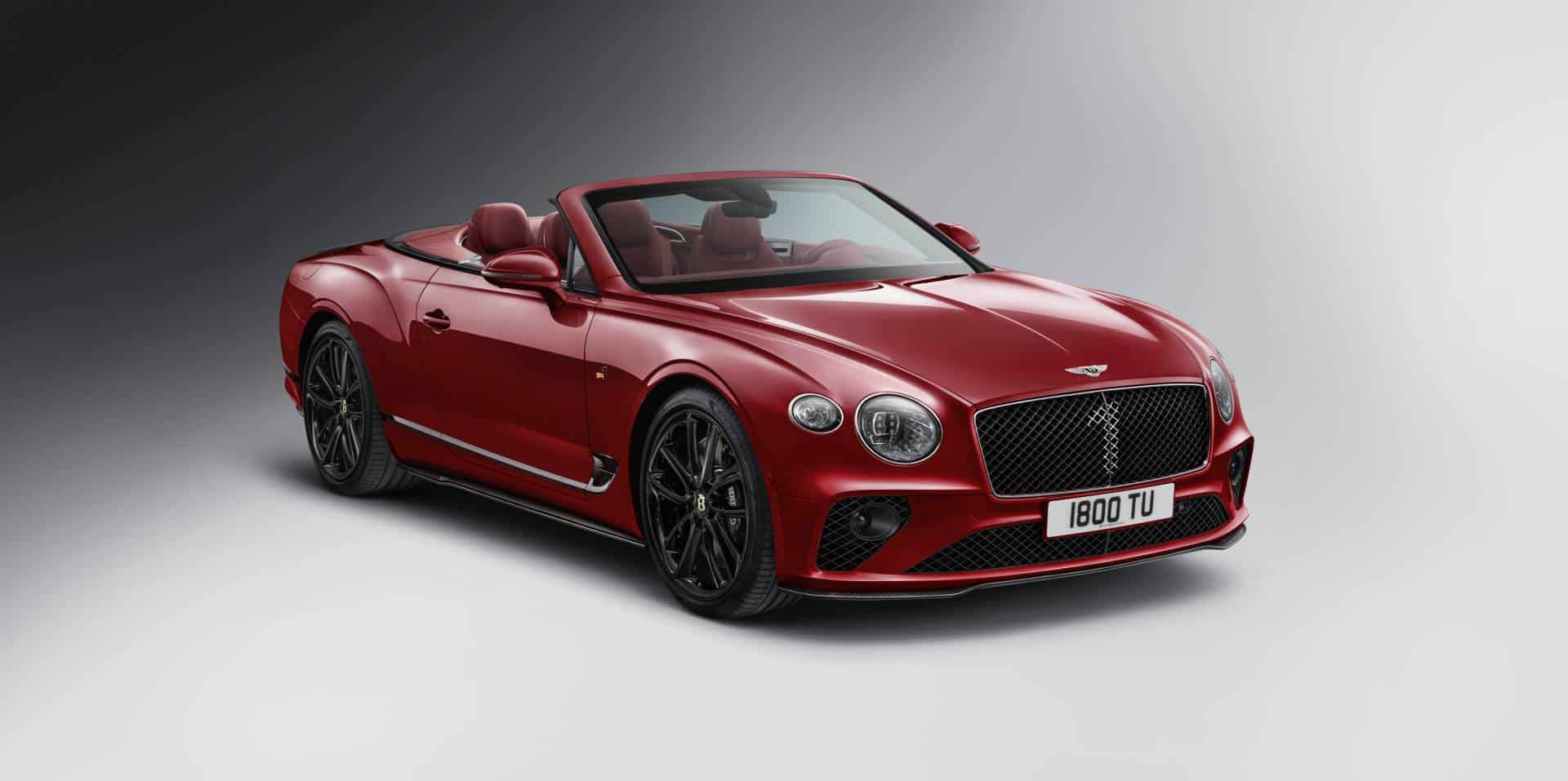 Bentley Continental GT Number 1 Edition By Mulliner 2