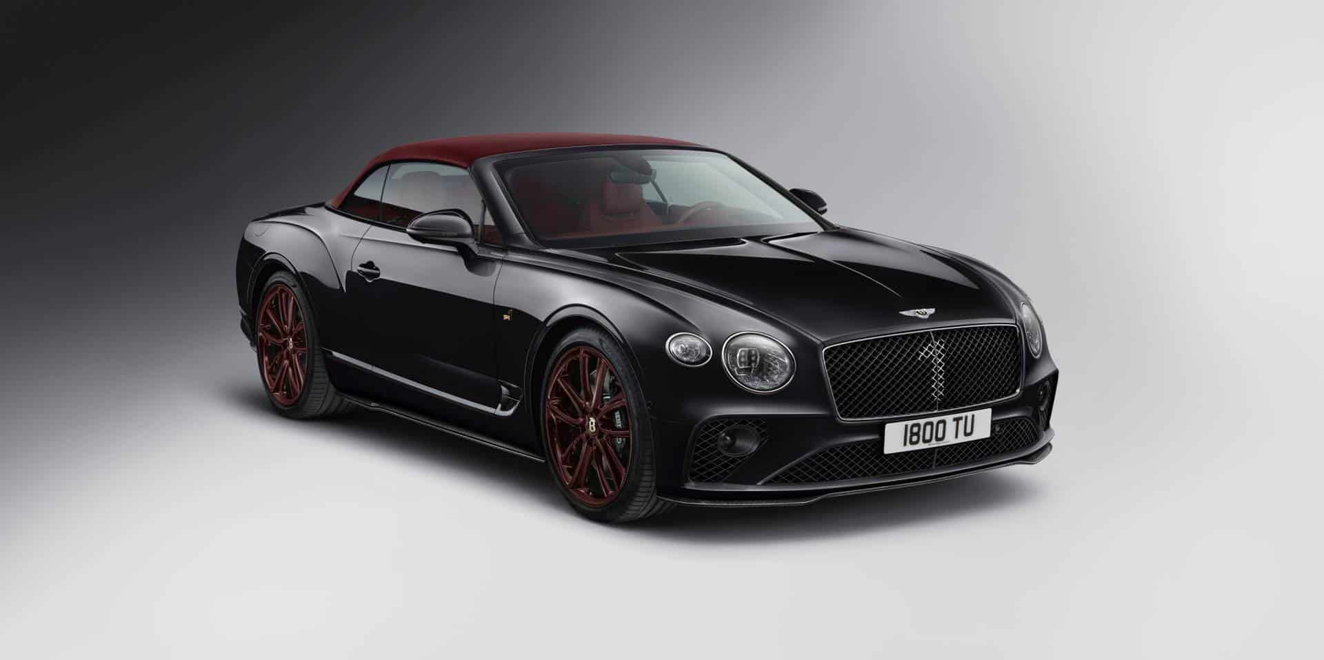 Bentley Continental GT Number 1 Edition By Mulliner 3