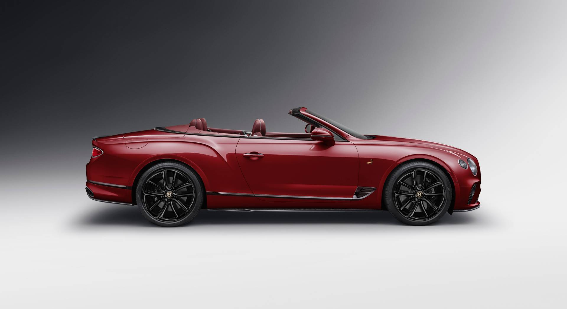 Bentley Continental GT Number 1 Edition By Mulliner 4