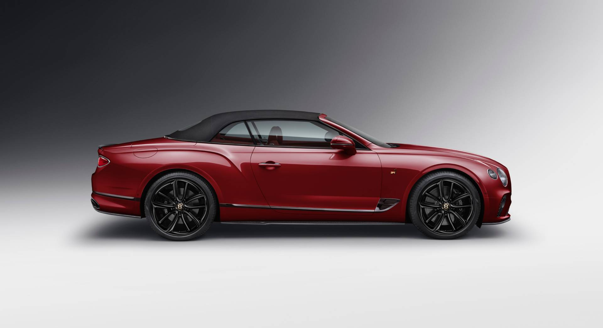 Bentley Continental GT Number 1 Edition By Mulliner 5