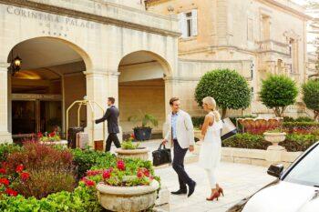 Corinthia Palace Hotel 1