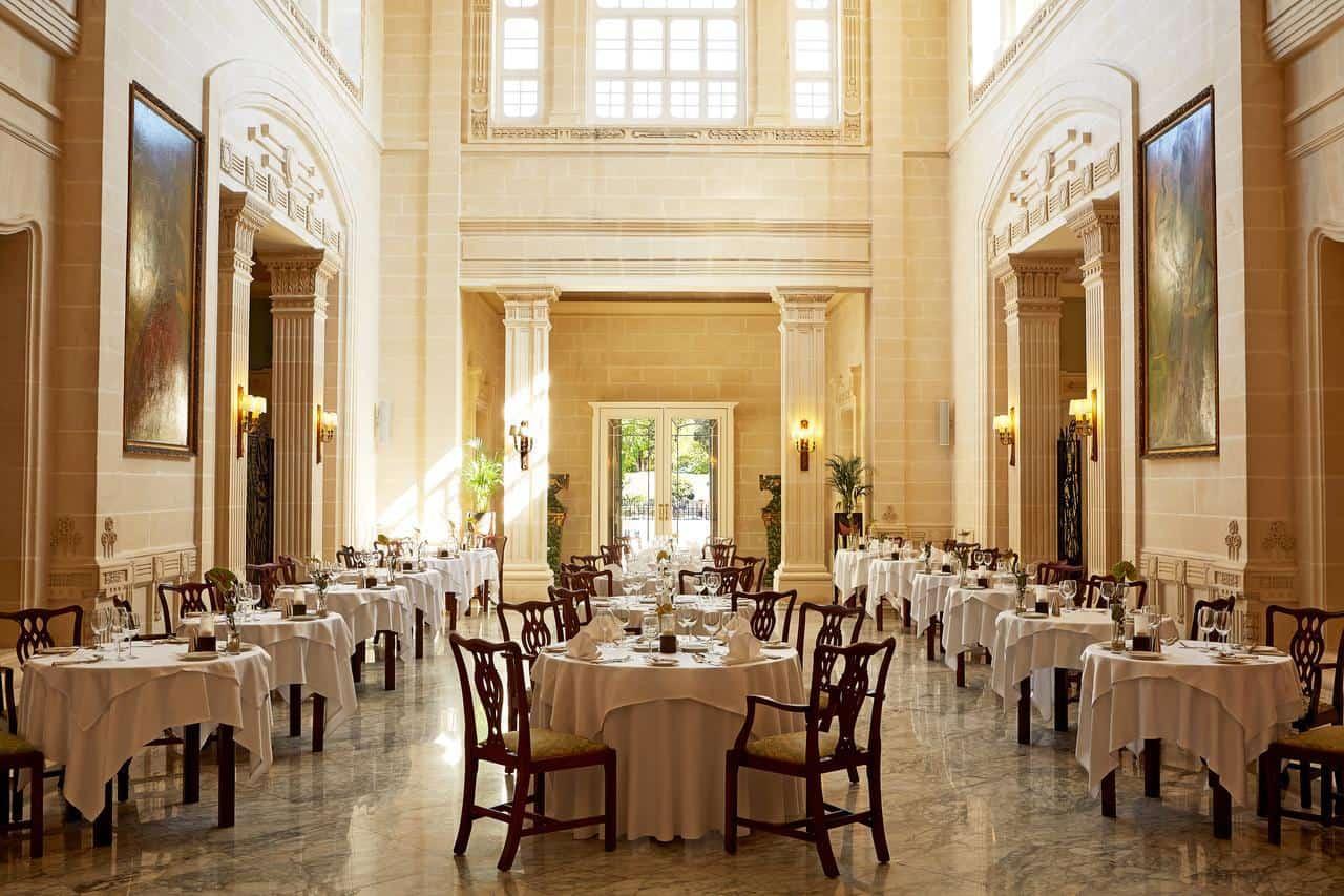 Corinthia Palace Hotel 11