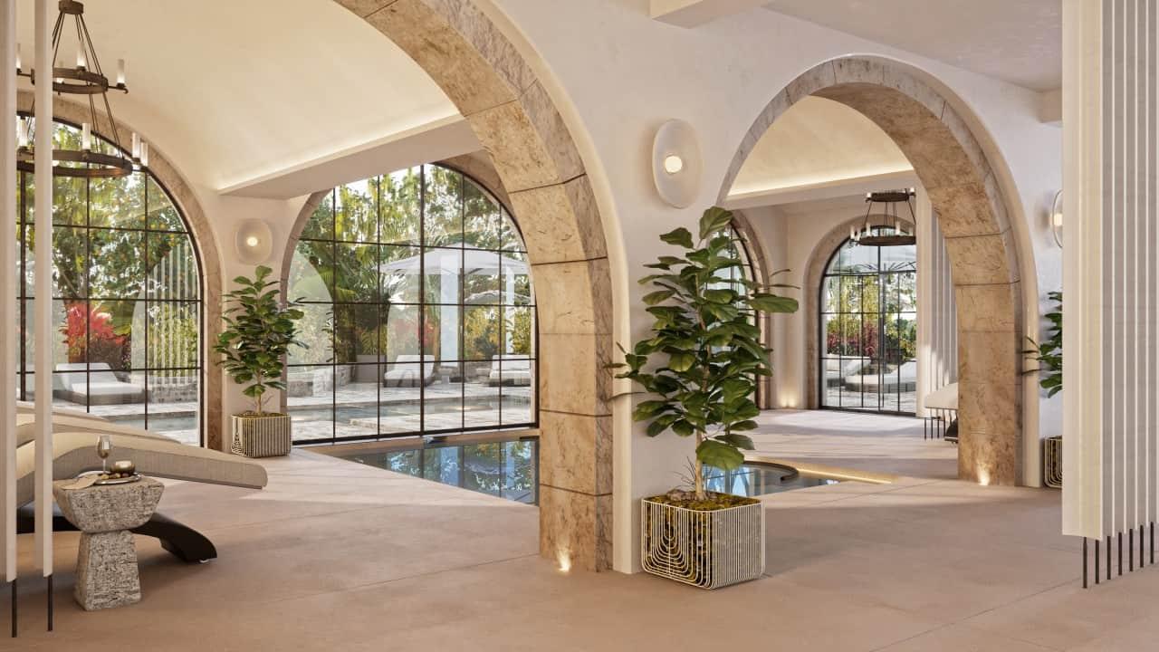 Corinthia Palace Hotel 13