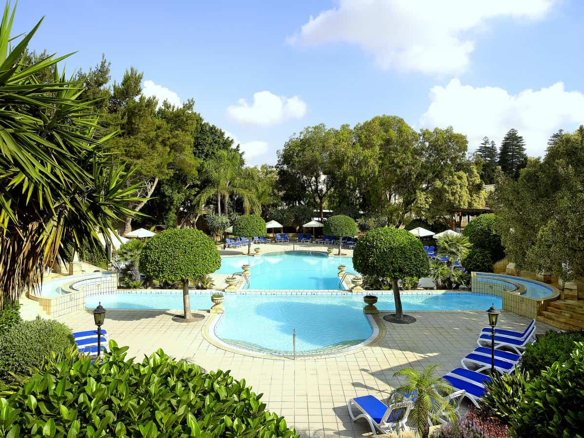 Corinthia Palace Hotel 14