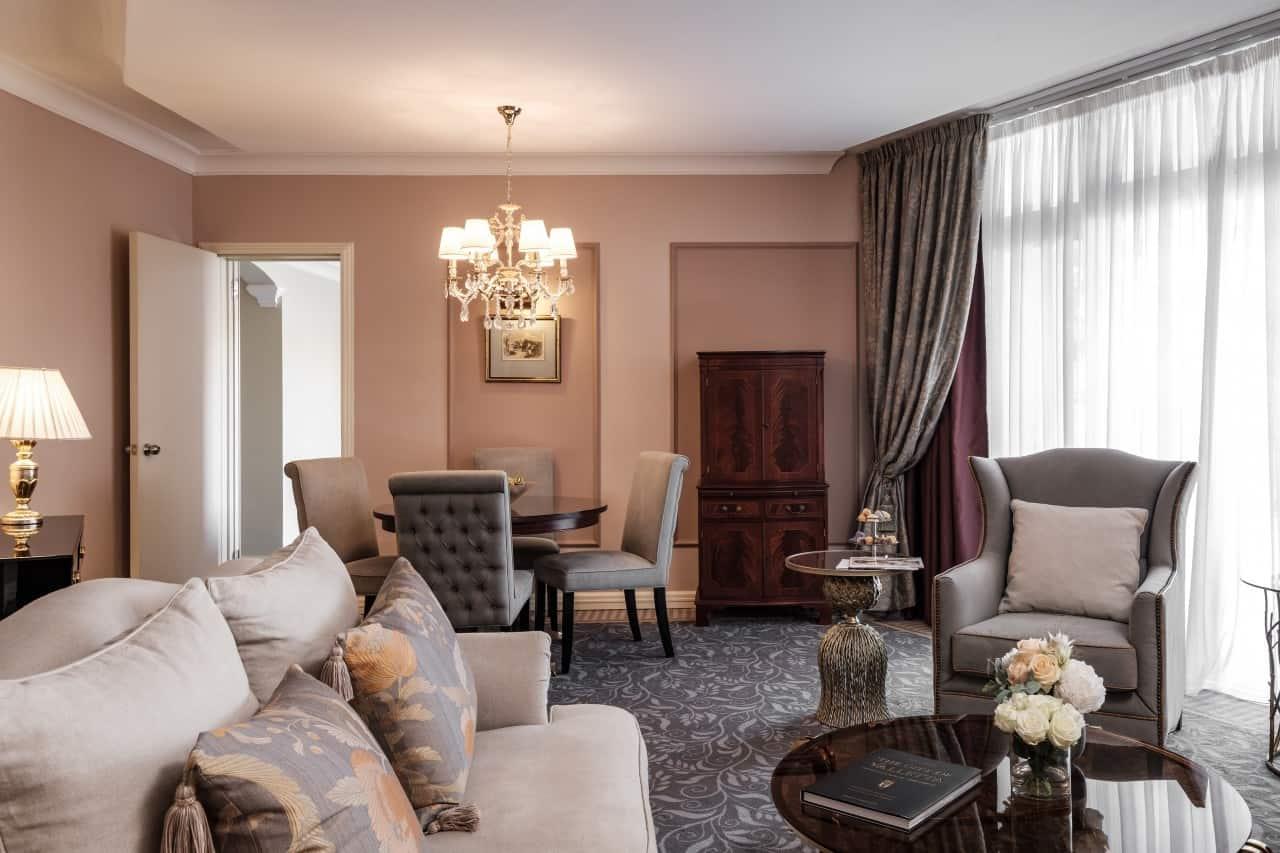 Corinthia Palace Hotel 16