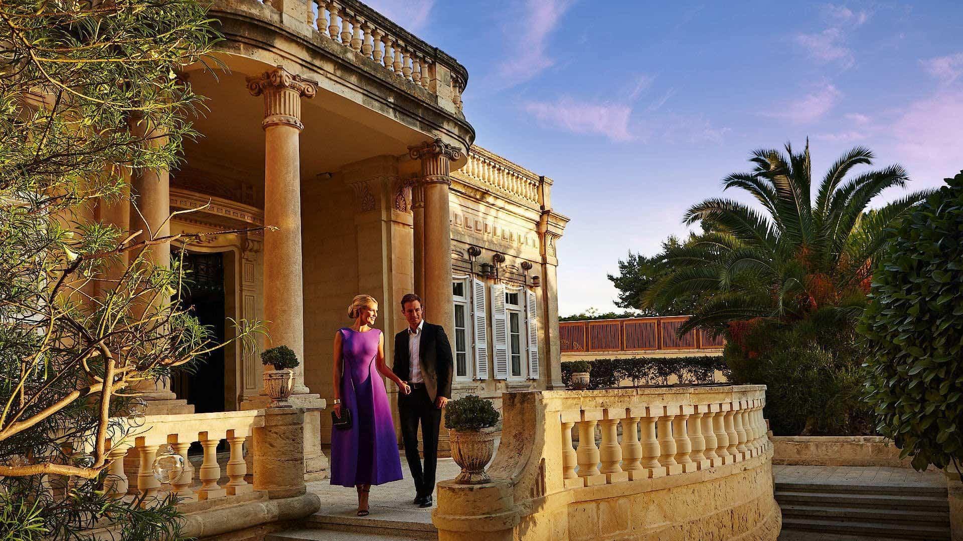 Corinthia Palace Hotel 2