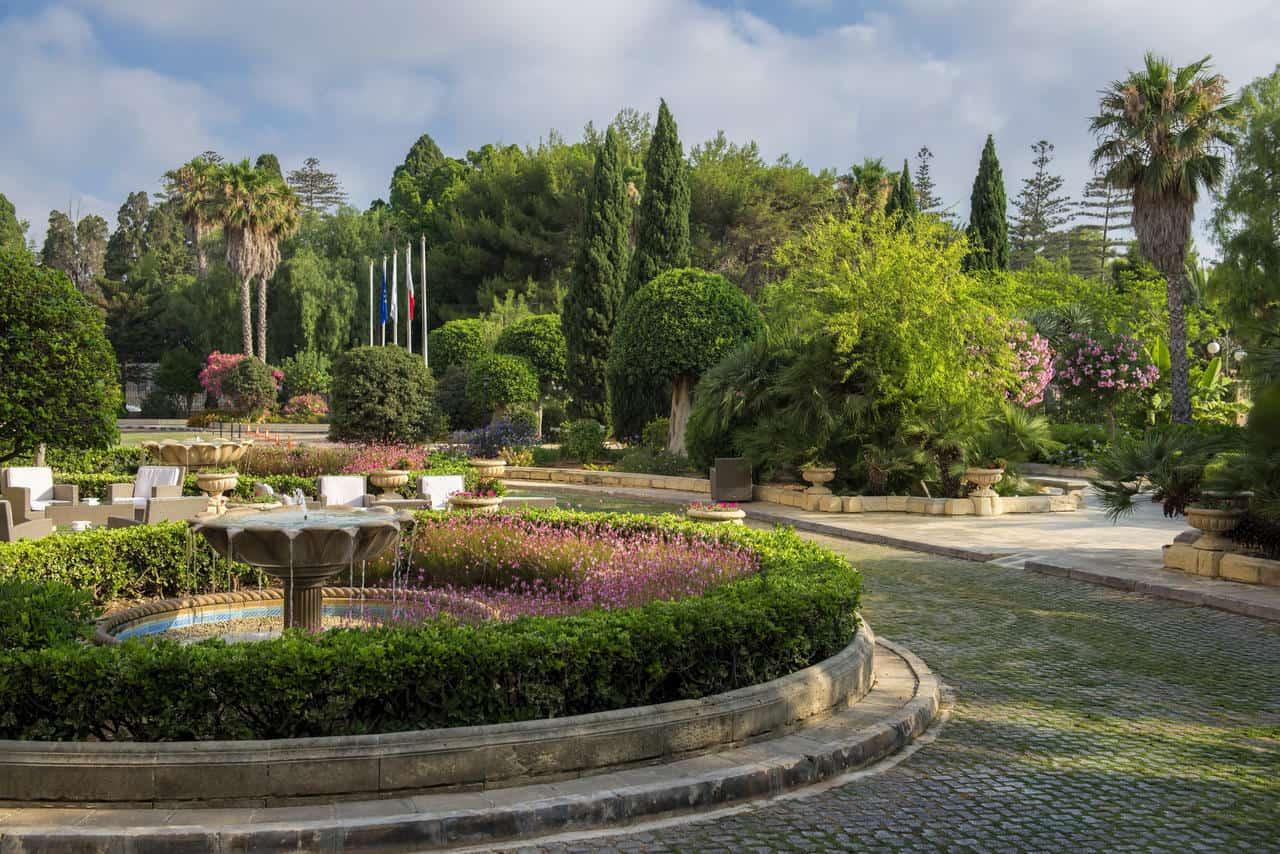 Corinthia Palace Hotel 3