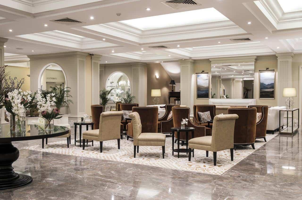 Corinthia Palace Hotel 4