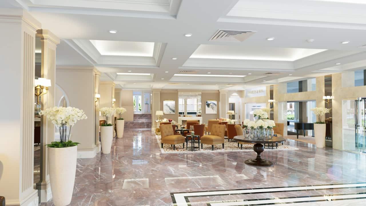 Corinthia Palace Hotel 5