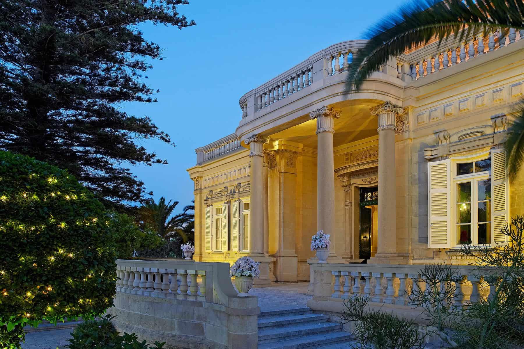 Corinthia Palace Hotel 6