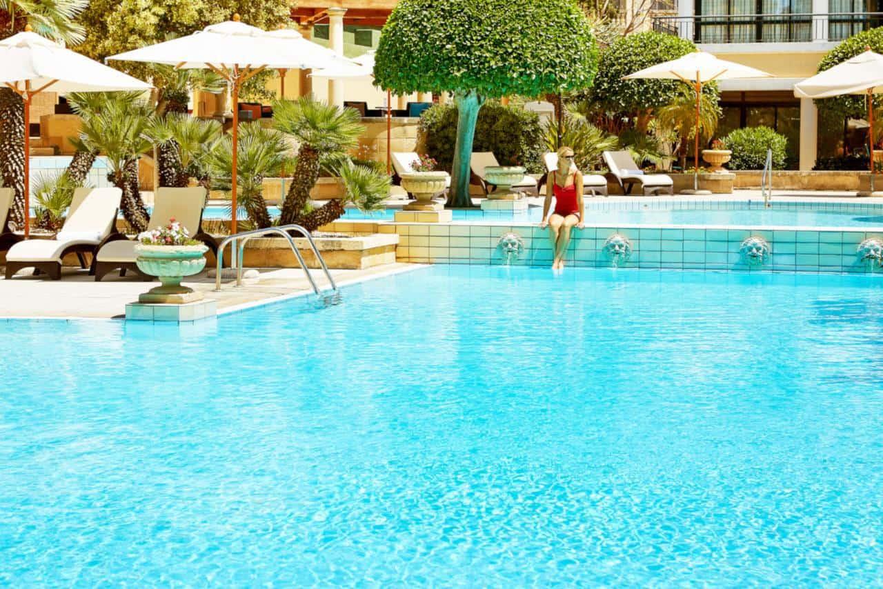 Corinthia Palace Hotel 7