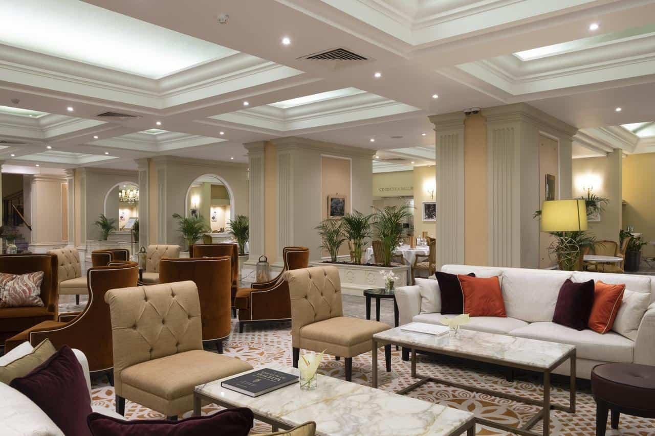 Corinthia Palace Hotel 8