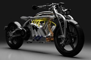 Curtiss Motorcycles 2020 Zeus 1