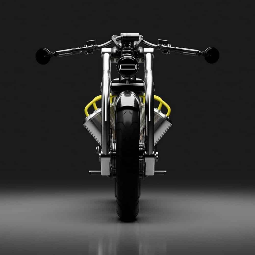 Curtiss Motorcycles 2020 Zeus 5