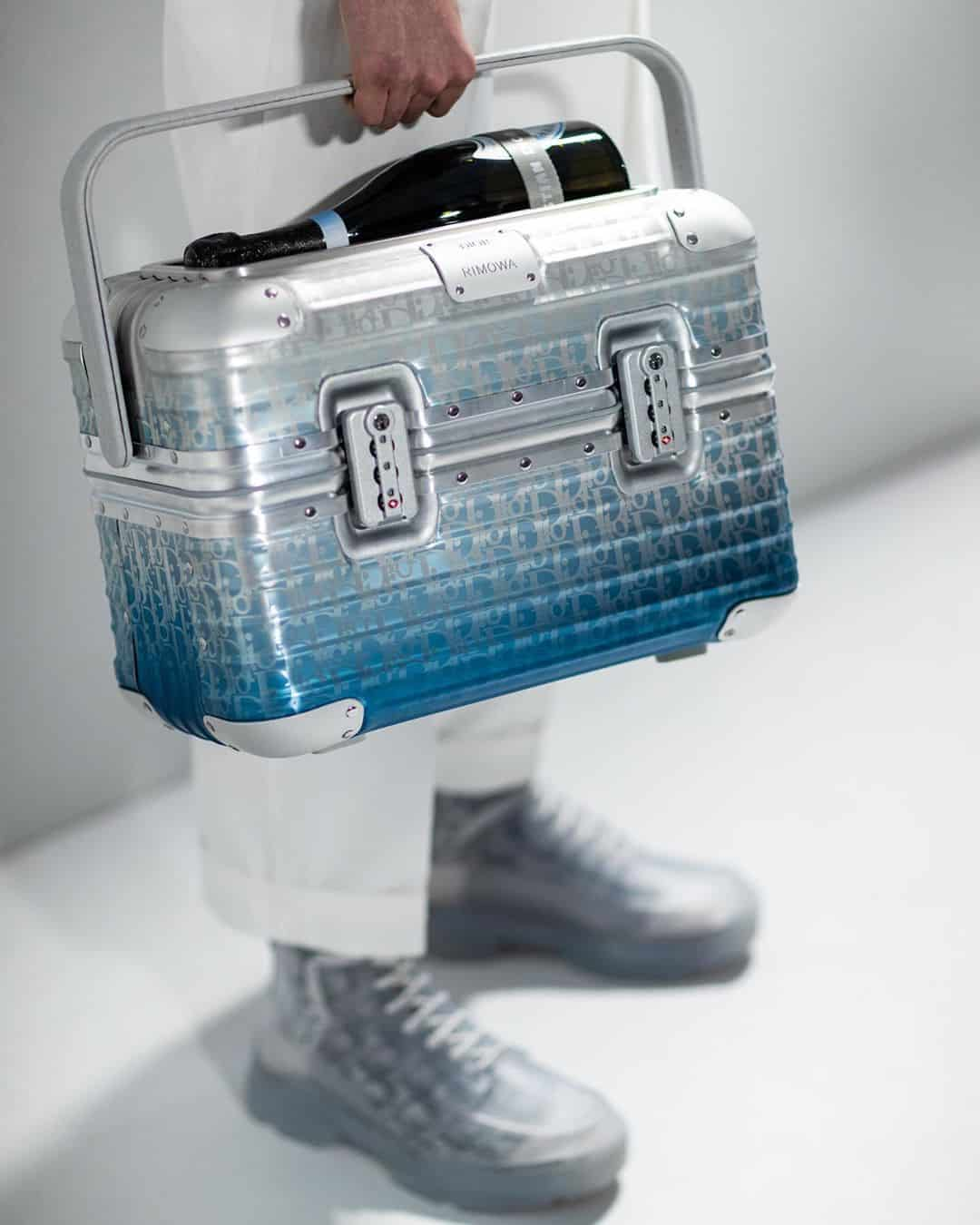 Dior and Rimowa Team up for a Stylish Collection of Travel Accessories