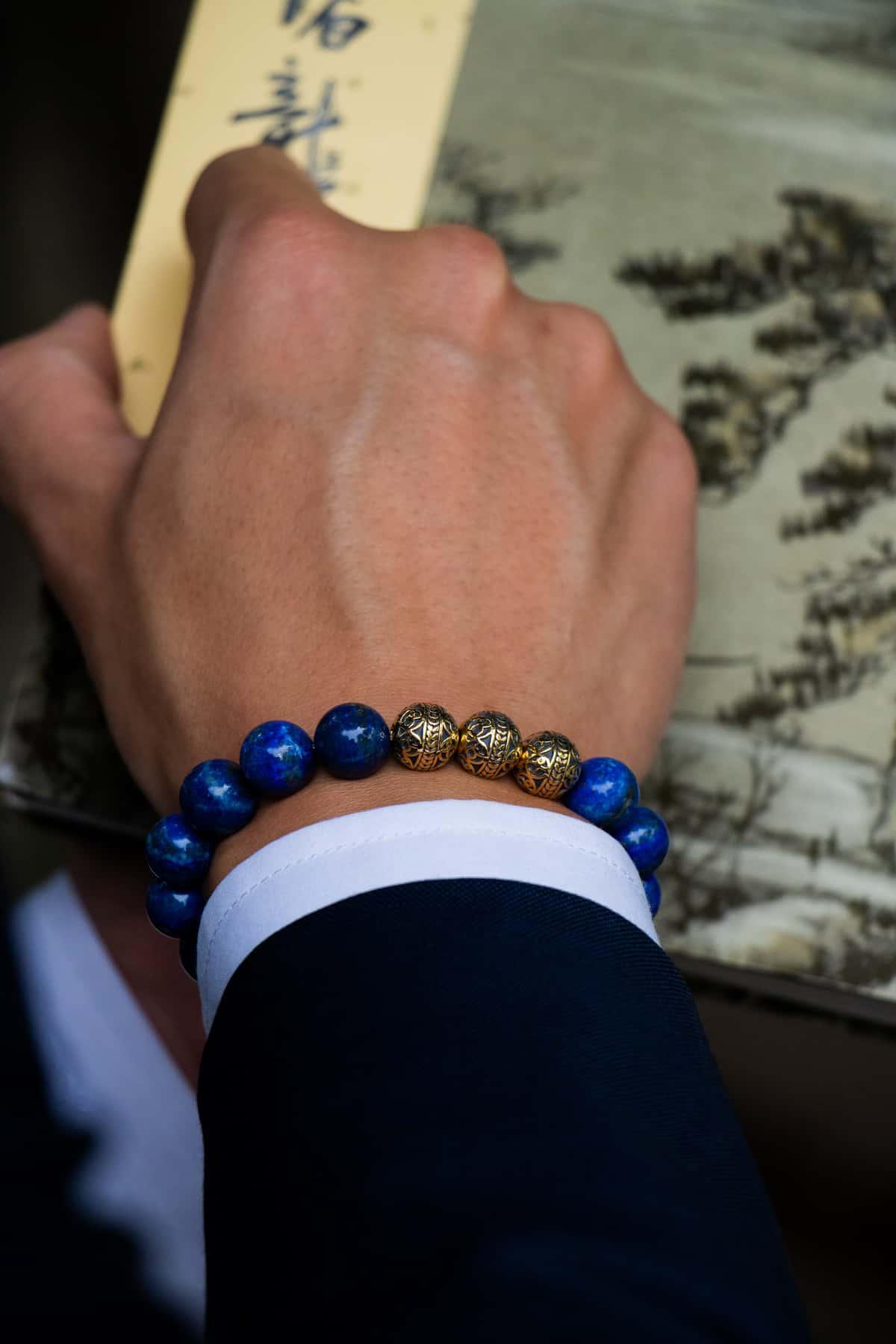 Gold Classic Lapis Lazuli 1
