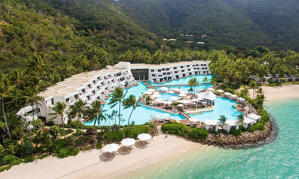 Hayman Island Resort Pool
