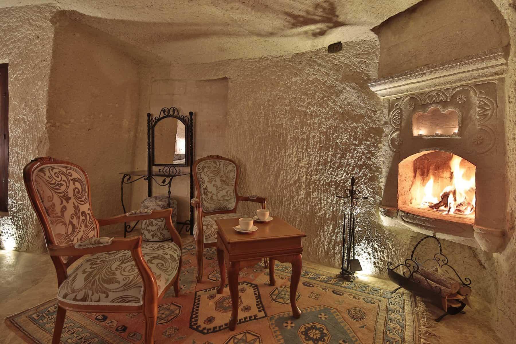 Imperial Cave Hotel Cappadocia 10