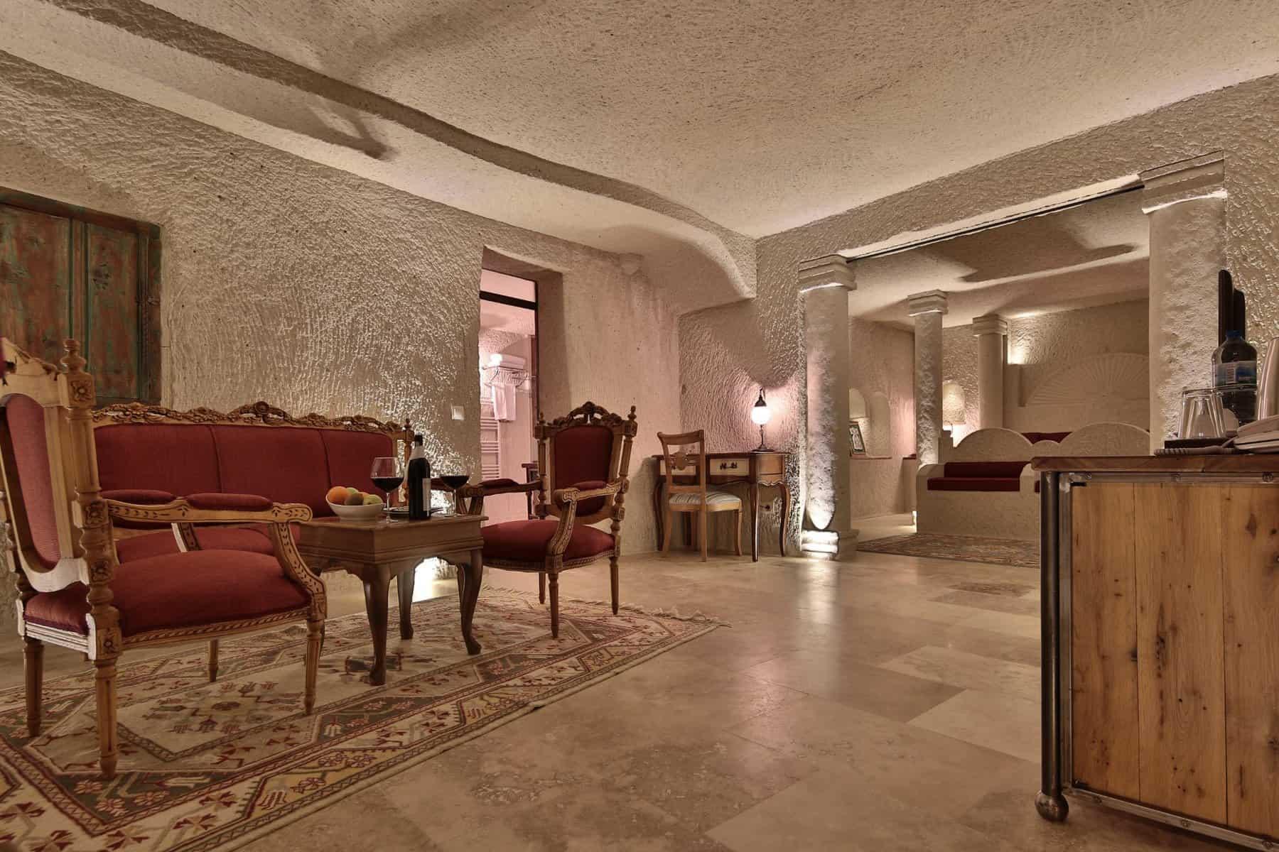 Imperial Cave Hotel Cappadocia 6