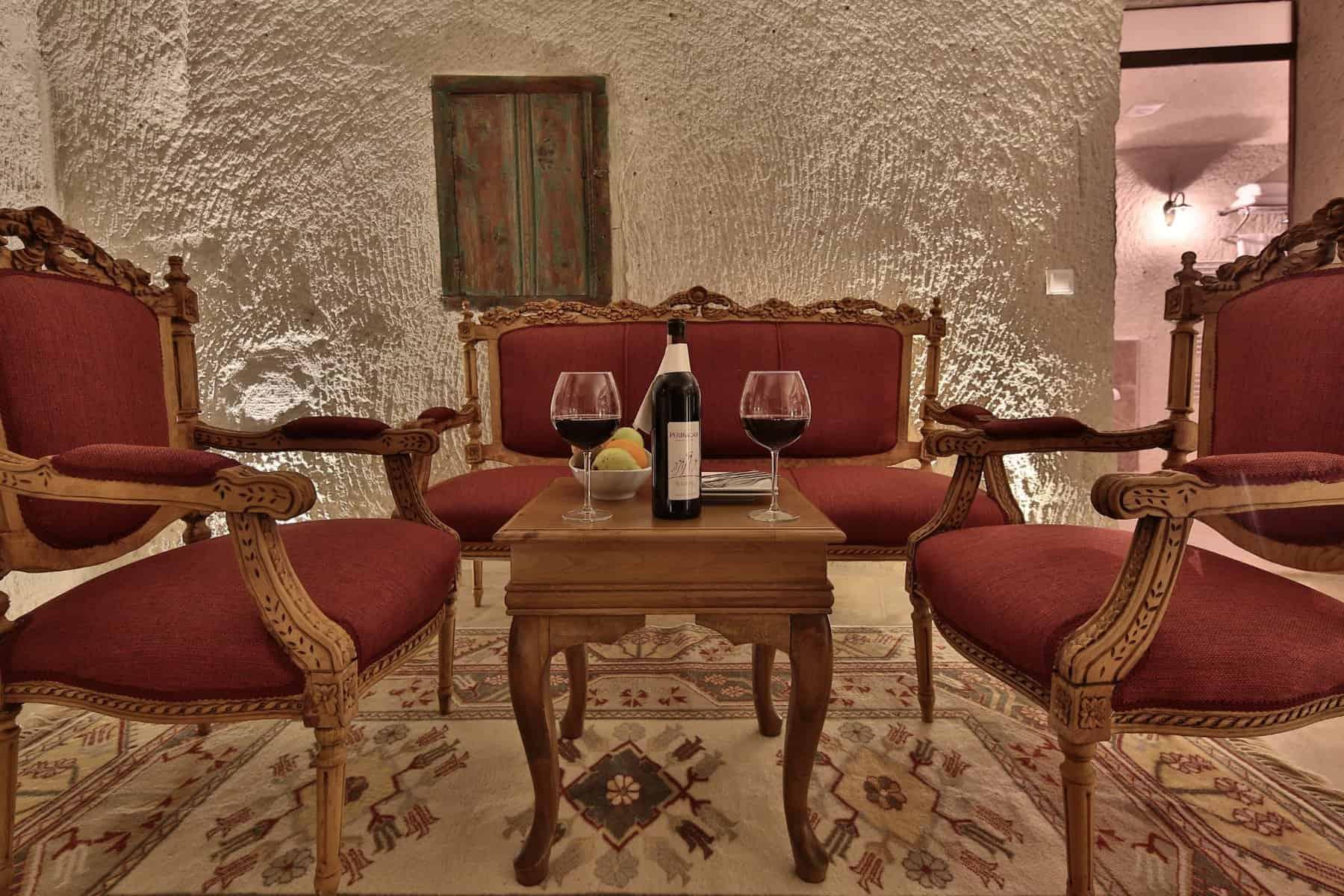 Imperial Cave Hotel Cappadocia 7