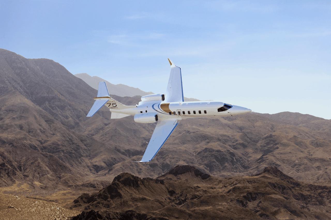 Learjet 75 Liberty 3