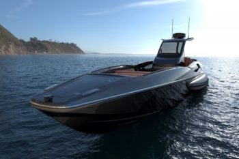 Limited Edition Sunseeker Hawk 38 1