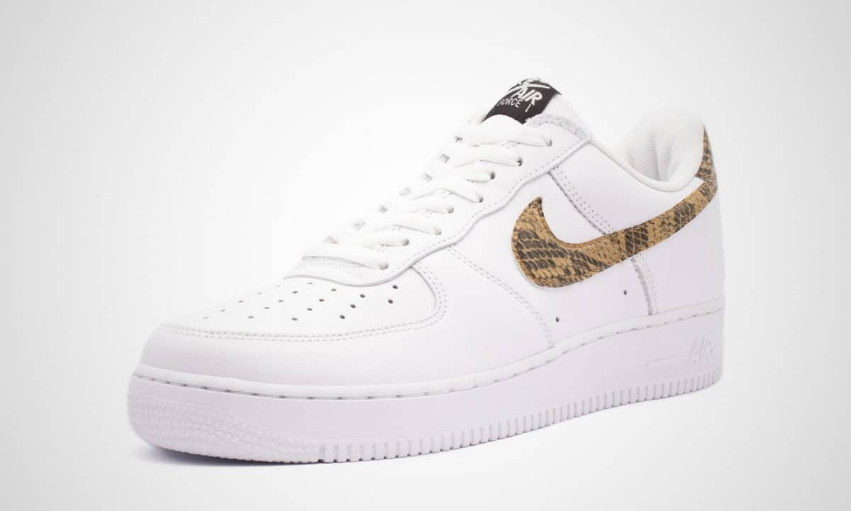 Nike Air Force 1 Low 'Ivory Snake'