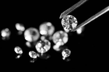 Real and Fake Diamond