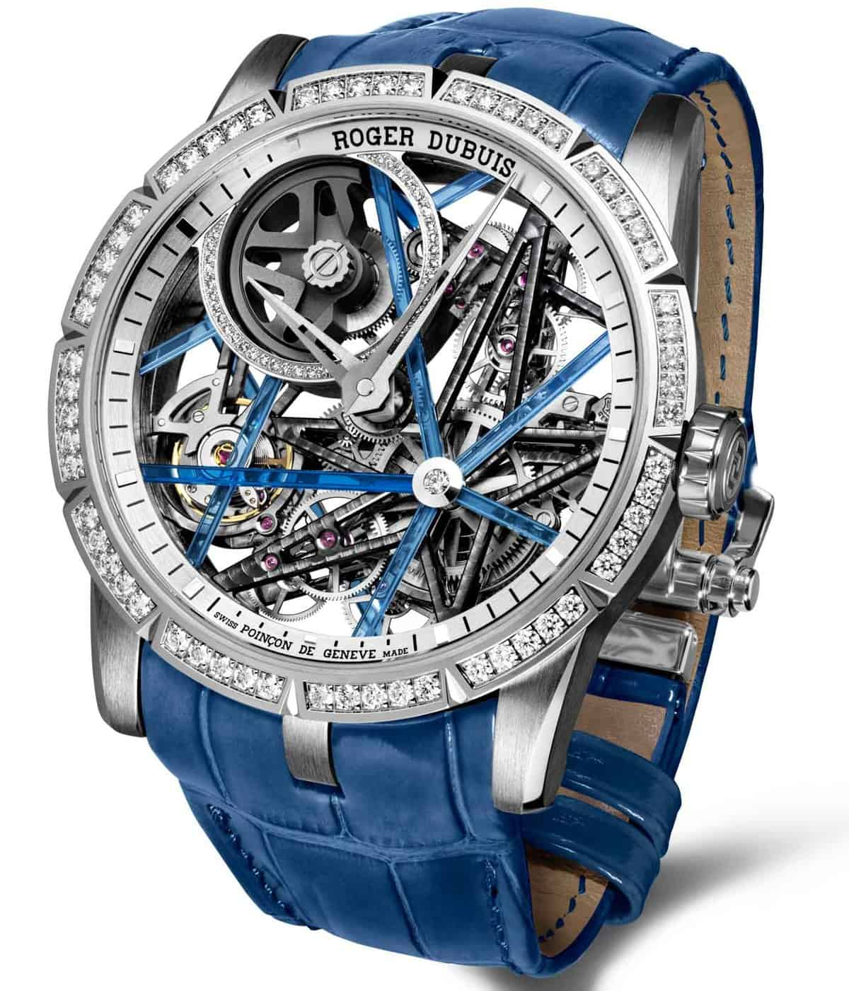 Roger Dubuis Excalibur Blacklight Trilogy 3