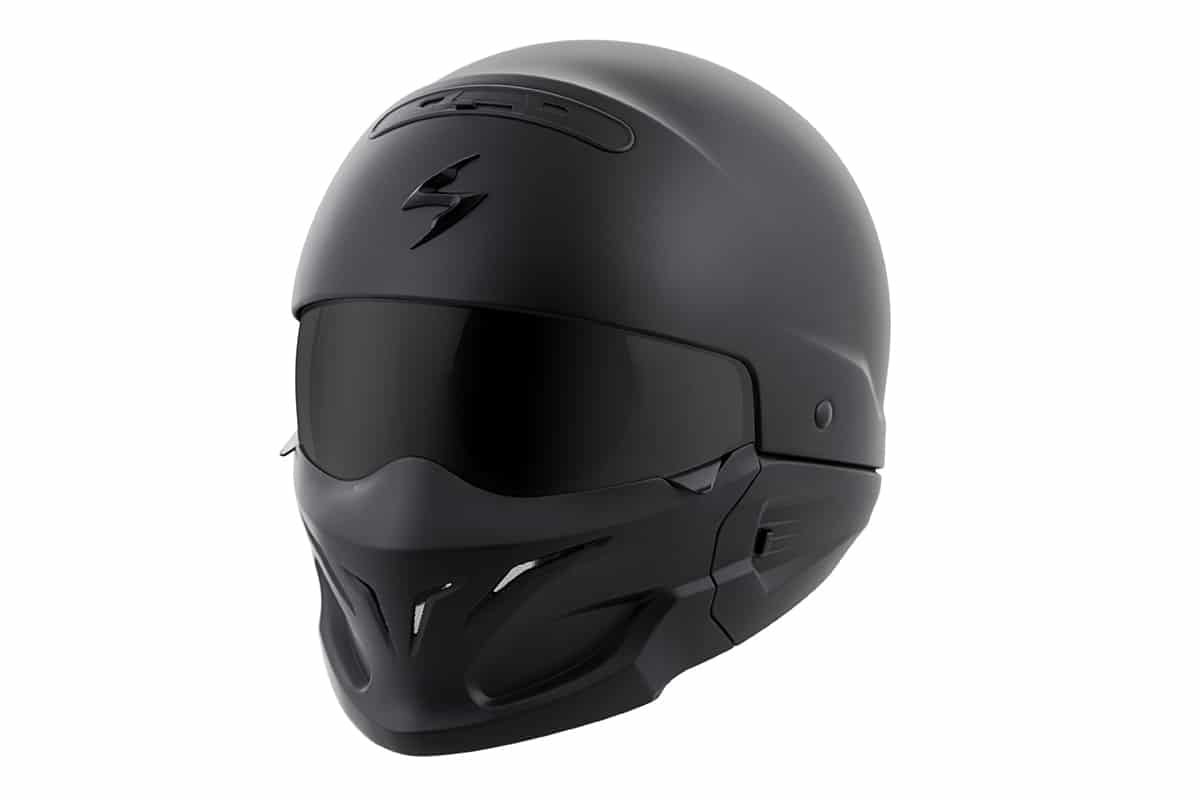 Scorpion Exo Covert Motorcycle Helmet