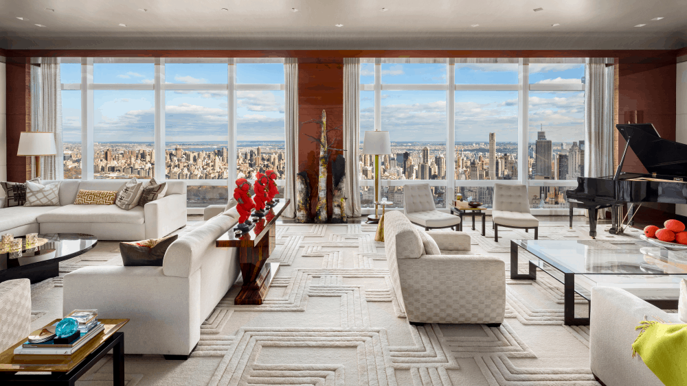 Stephen Ross Sells his Art-Filled NYC Penthouse for a cool $75 Million