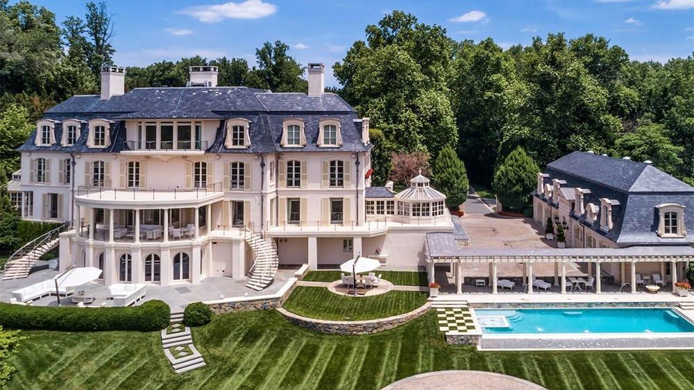 Synder Potomac River House 1