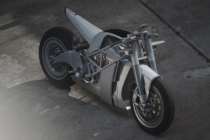 Zero XP Electric Motorcycle By Untitled Motorcycles 1
