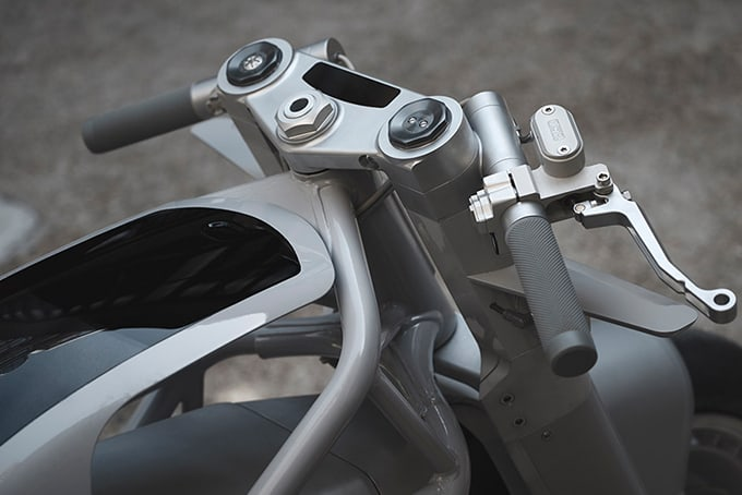 Zero XP Electric Motorcycle By Untitled Motorcycles 3