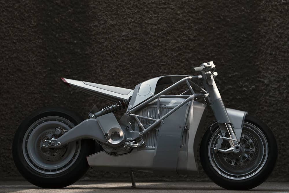Zero XP Electric Motorcycle By Untitled Motorcycles
