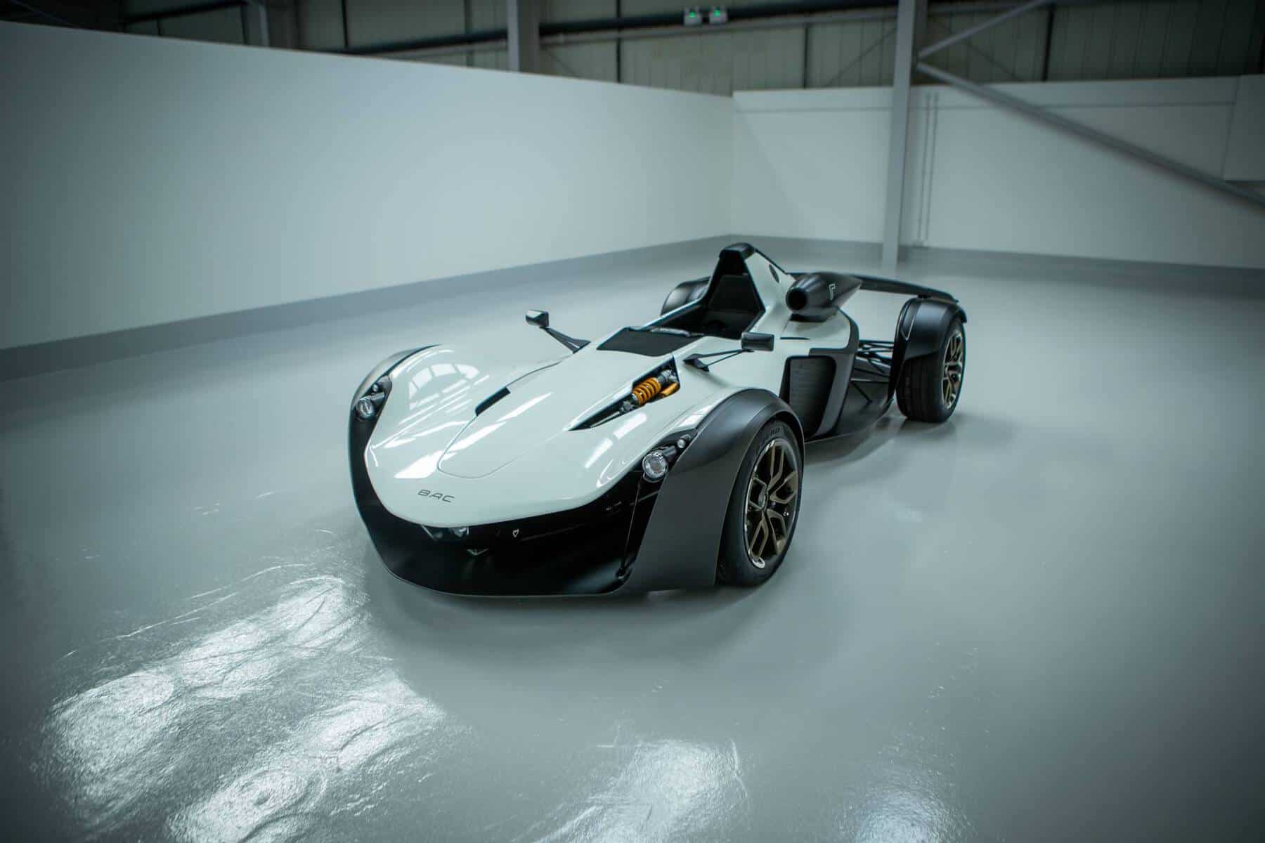 The BAC Mono R Brings Some Nice Upgrades to the Iconic Mono