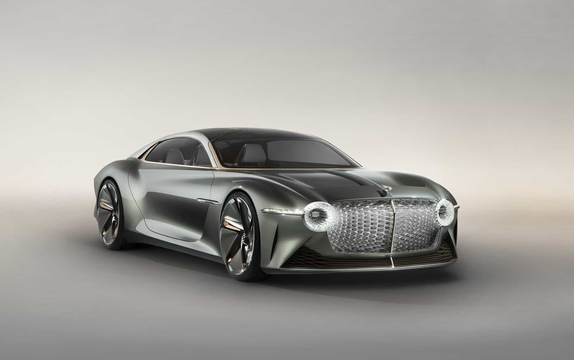 bentley exp 100 gt 11