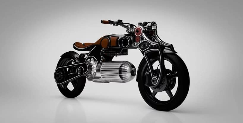 curtiss electric motorcycle hades 1