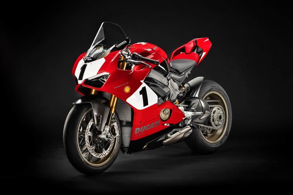 The 25th Anniversario 916 is a Tribute to Ducati's Glorious Past