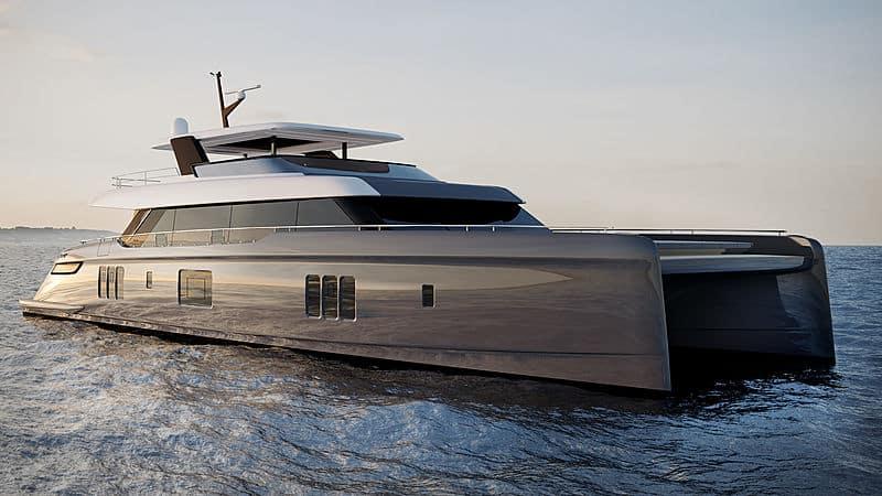 Rafael Nadal Commissioned a Bespoke 80-foot Sunreef Power Yacht