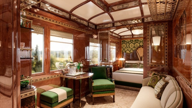 The Venice Simplon-Orient-Express Gets New Upgrades for 2020