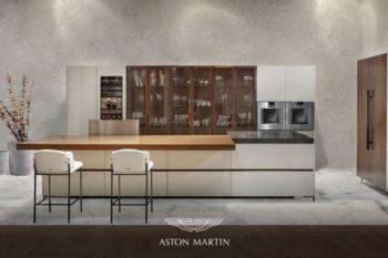 Aston Martin V888 kitchen 1