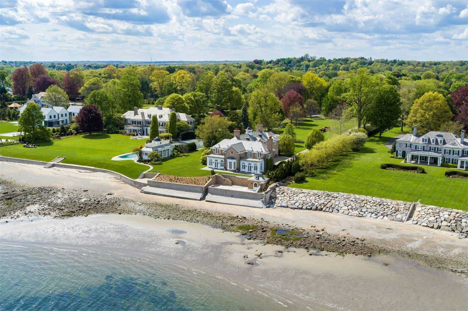 This Majestic Beachside Avenue Property is Anyone's Dream Home