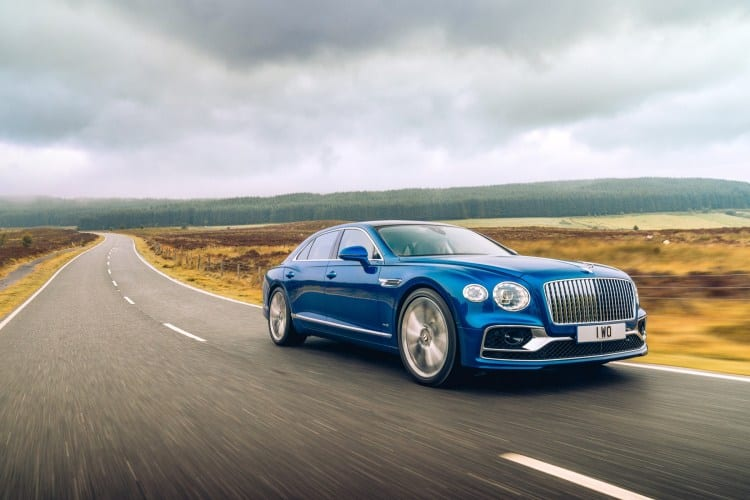 Bentley Flying Spur First Edition 10