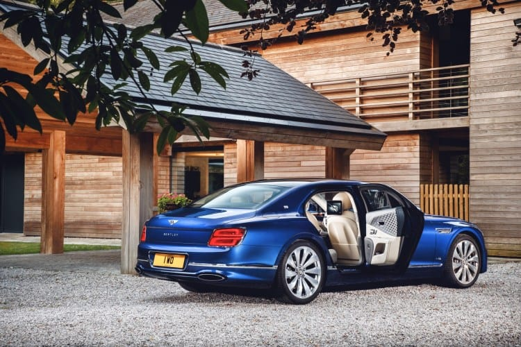 Bentley Flying Spur First Edition 3