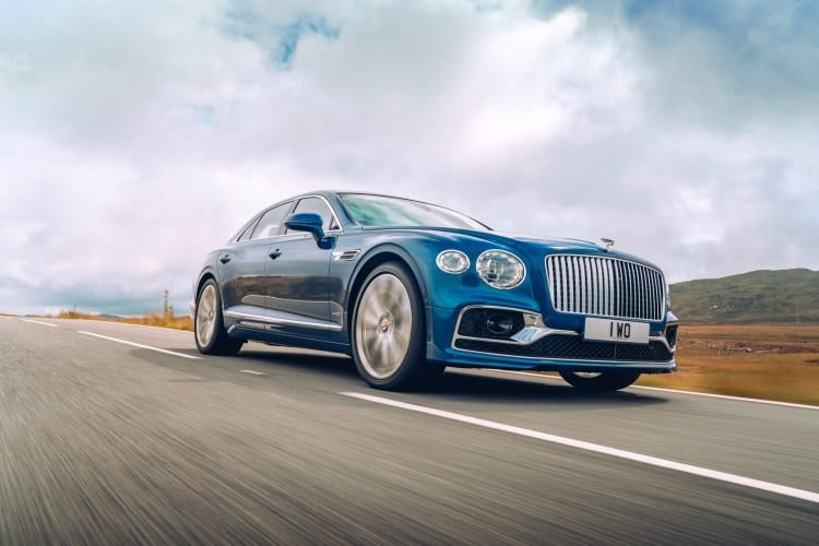 Bentley Flying Spur First Edition 6