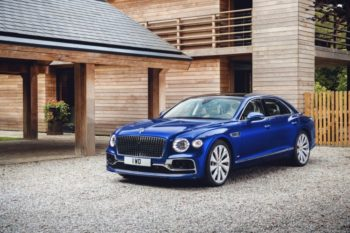 Bentley Flying Spur First Edition 7