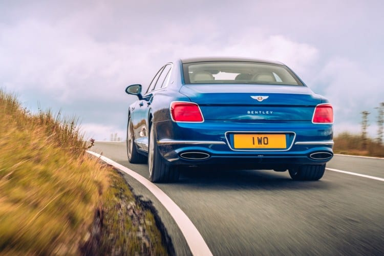 Bentley Flying Spur First Edition 8