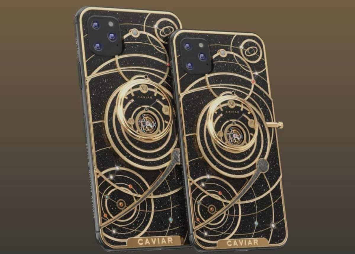 Caviar iPhone 11 cases 4